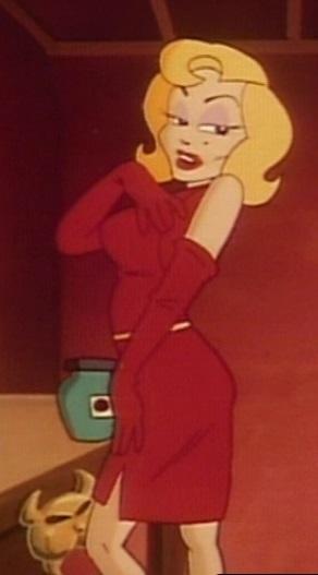 Lana Lamour (Inspector Gadget)
