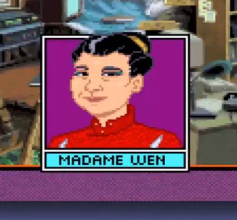 Madame Wen (Eagle Eye Mysteries)