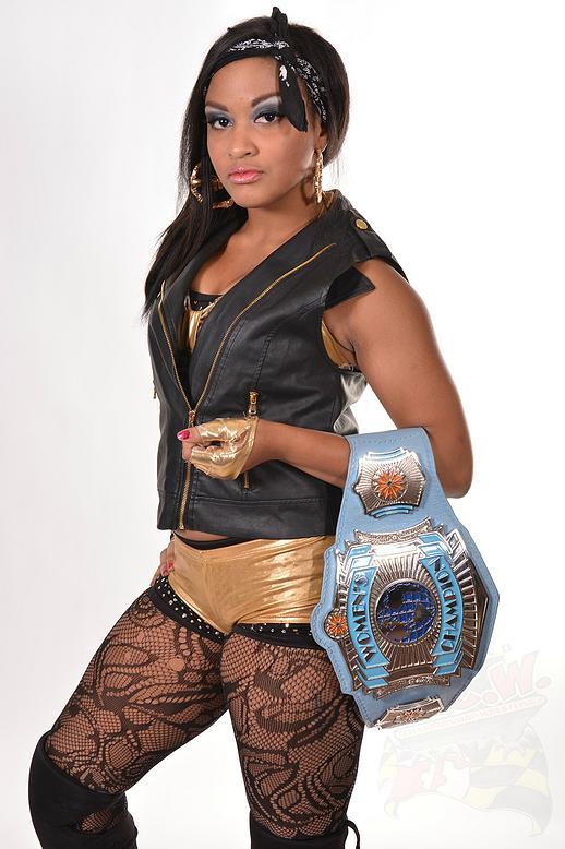 Amber Rodriguez (MCW)