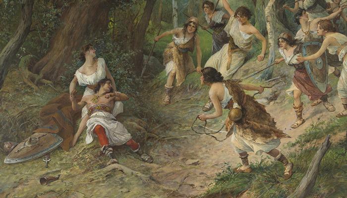 Šárka (The Maidens` War)