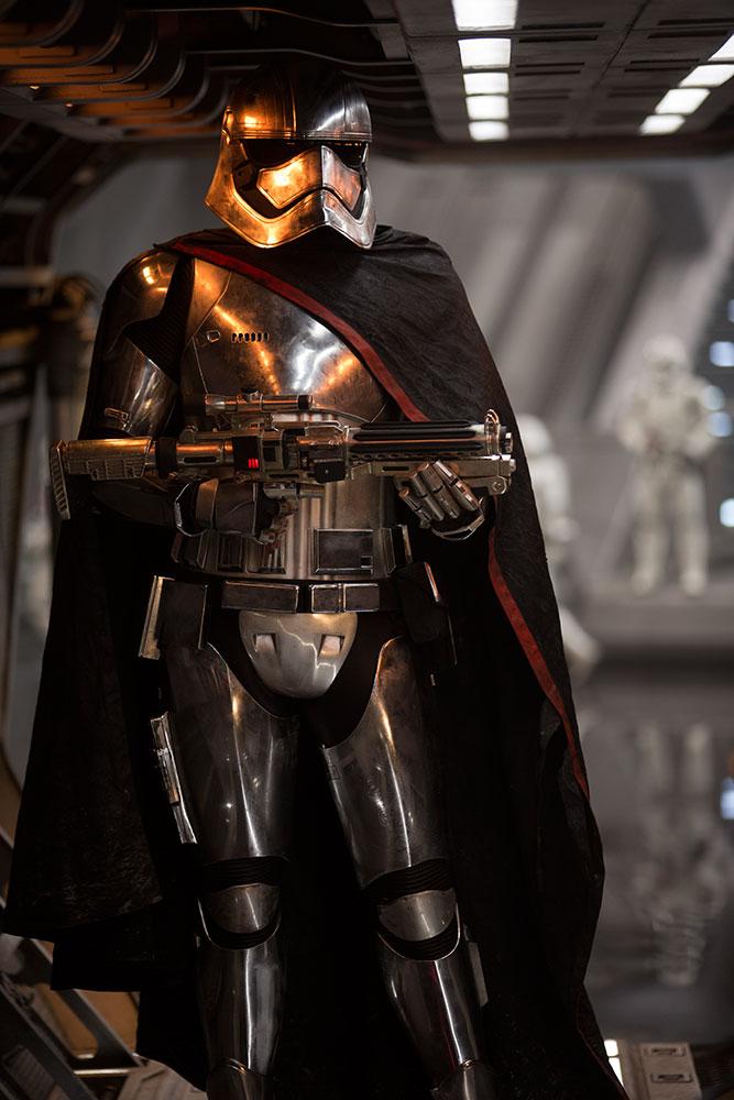 Captain Phasma (Star Wars)