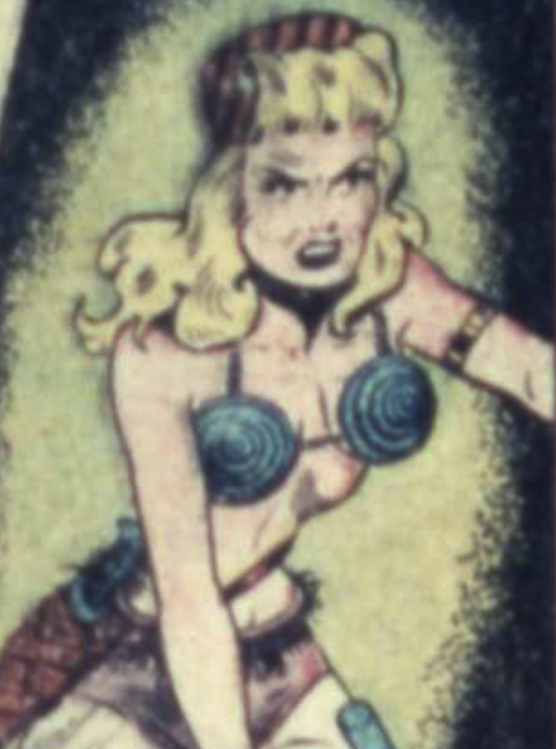 Queen Procrusta (Jo-Jo Comics)