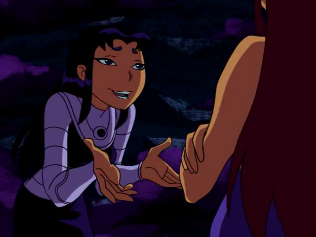 Blackfire (Teen Titans)