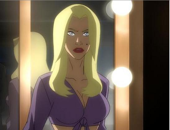 Aimee Benner (DC Showcase: The Spectre)