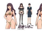 Risako Nagisa (Aika R-16: Virgin Mission)