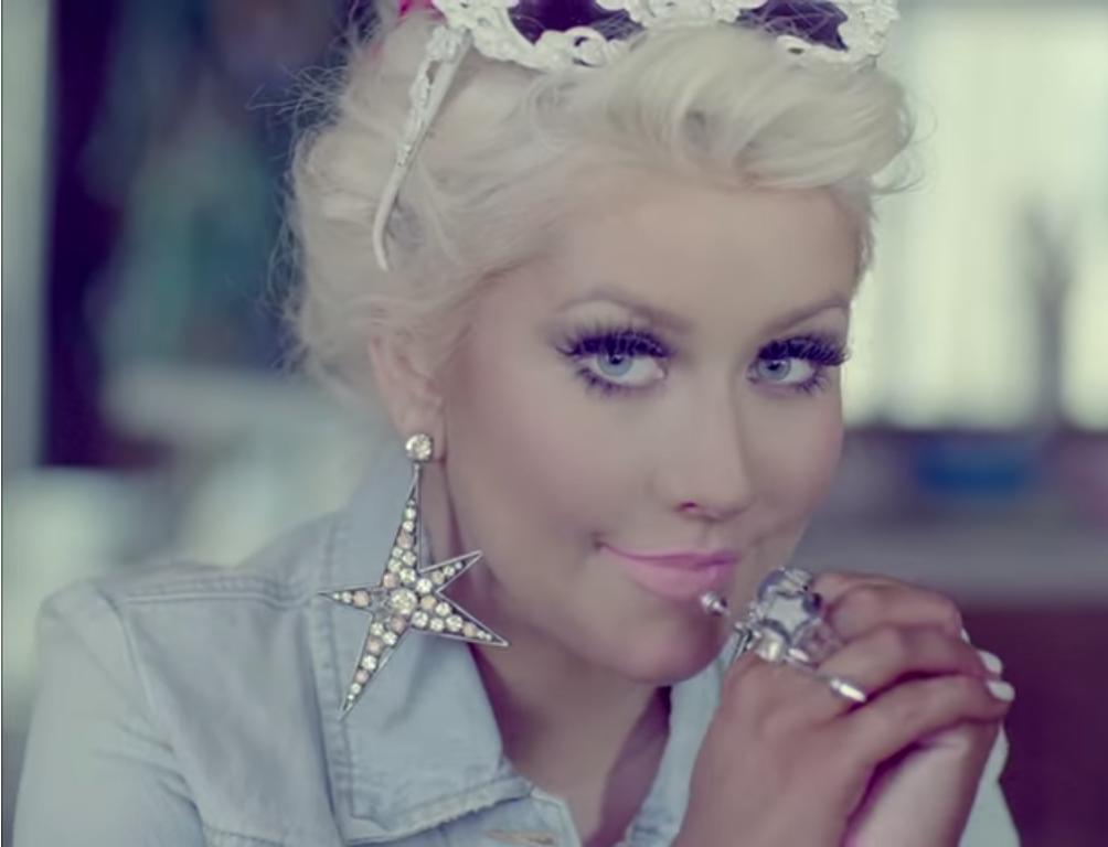 Christina Aguilera (Your Body)