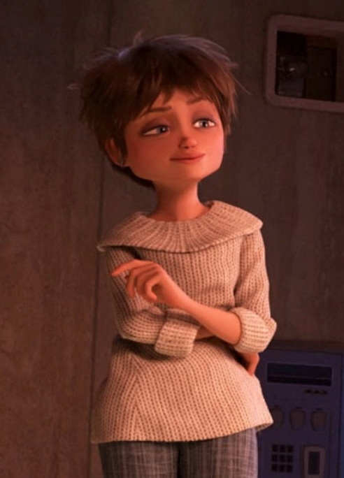Evelyn Deavor (Incredibles 2)