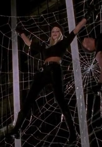 Blonde Jewelry Thief (Spider-Man)