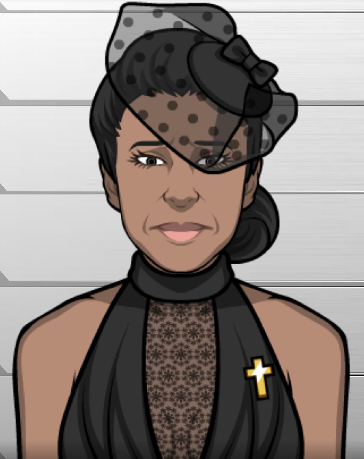 Ezekielfan22/Gloria Fernandez (Criminal Case)