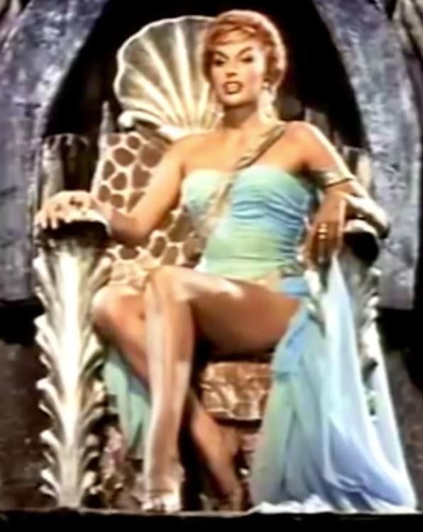Queen Omphale (Hercules Unchained)