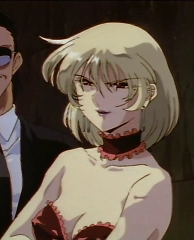 Vanessa Hammer (Spy of Darkness)