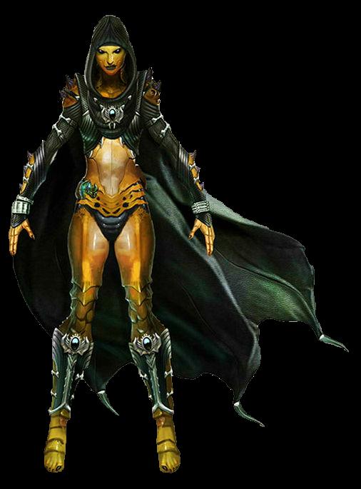 D'Vorah (Mortal Kombat)