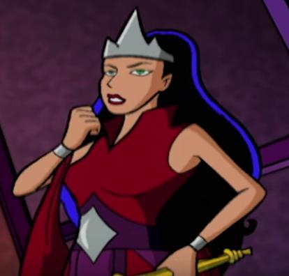 Popdropper/Enchantra (Sabrina: The Animated Series)