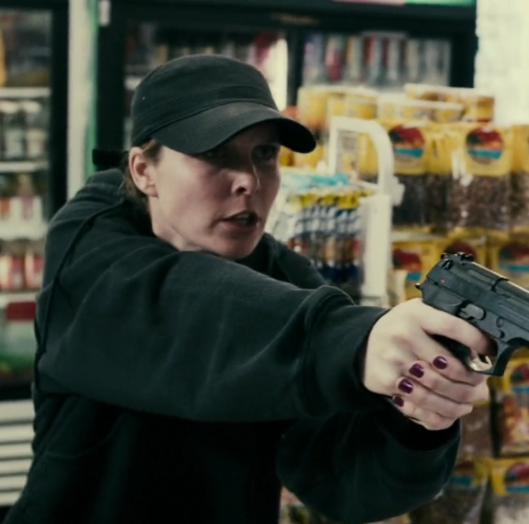Convenience Store Robber (The Perfect Host)