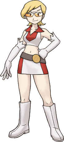 Go-Rock Squad Grunts (Pokemon Ranger)