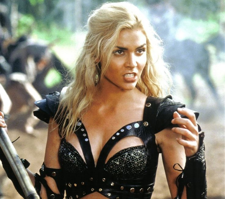 Akujo/Callisto (Xena: Warrior Princess)