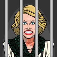 Greta Meduse arrest
