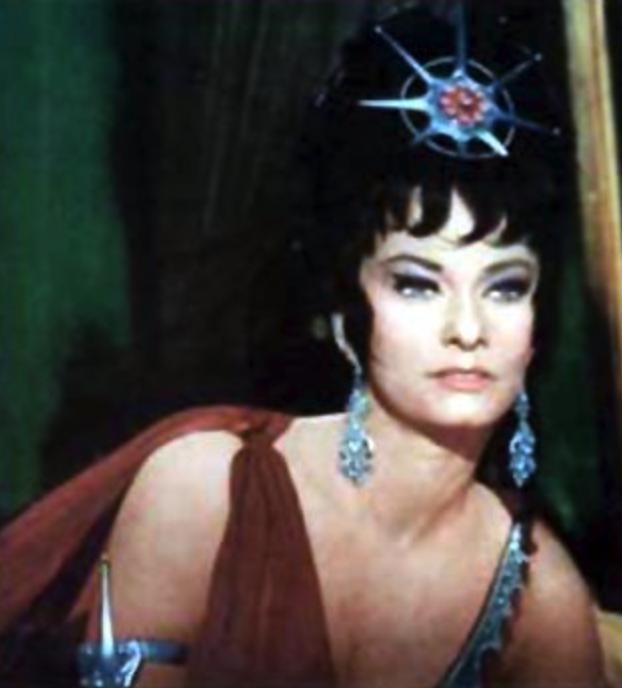 Queen Antinea of Atlantis (Hercules and the Captive Women)