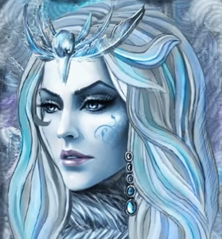 Queen Hilda (Love Chronicles: A Winter's Spell)