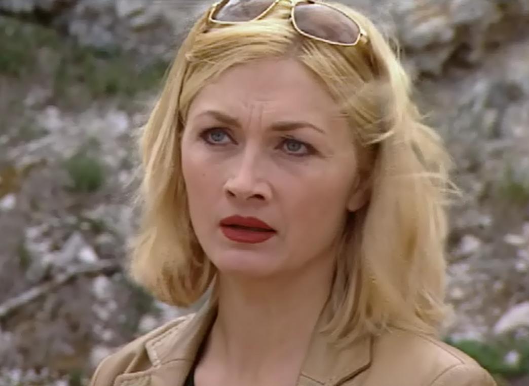 Gabriella Sterner (Skattejakten/The Treasure Hunt)