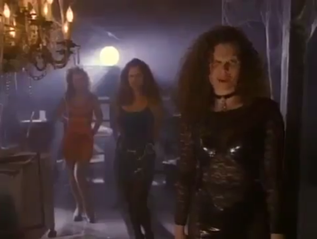 Delta Omega Alpha (Tales From the Crypt)