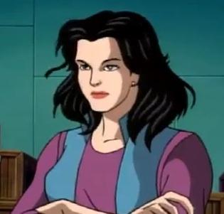 Alisa Silvermane (Spider-Man: The Animated Series)