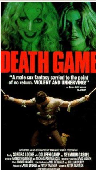 Agatha and Donna (Death Game)