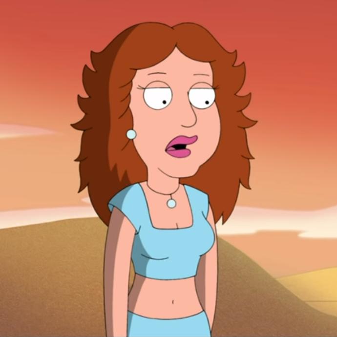 Ezekielfan22/Redhaired Robot (Family Guy)