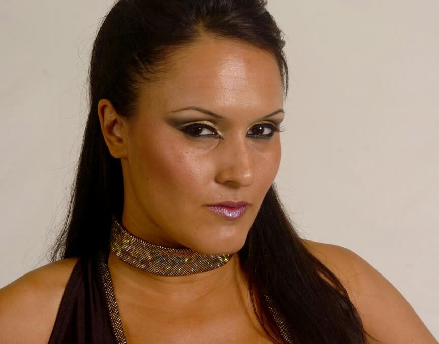 Cheerleader Melissa (TNA)
