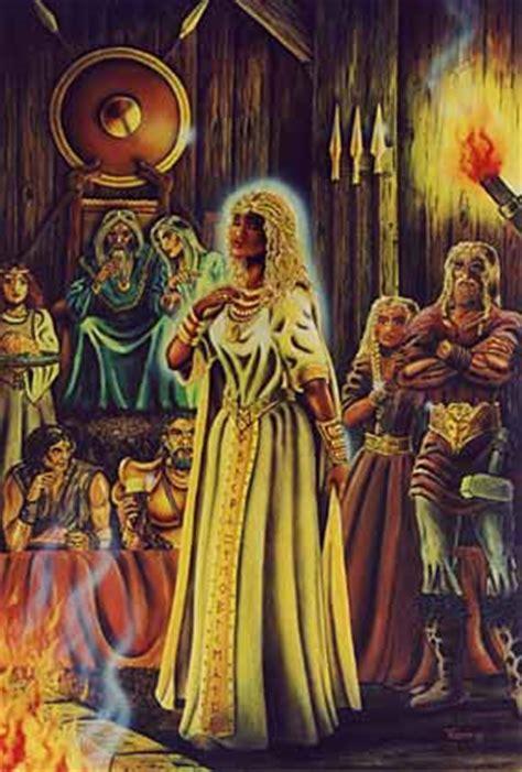 Gullveig (Norse Mythology)