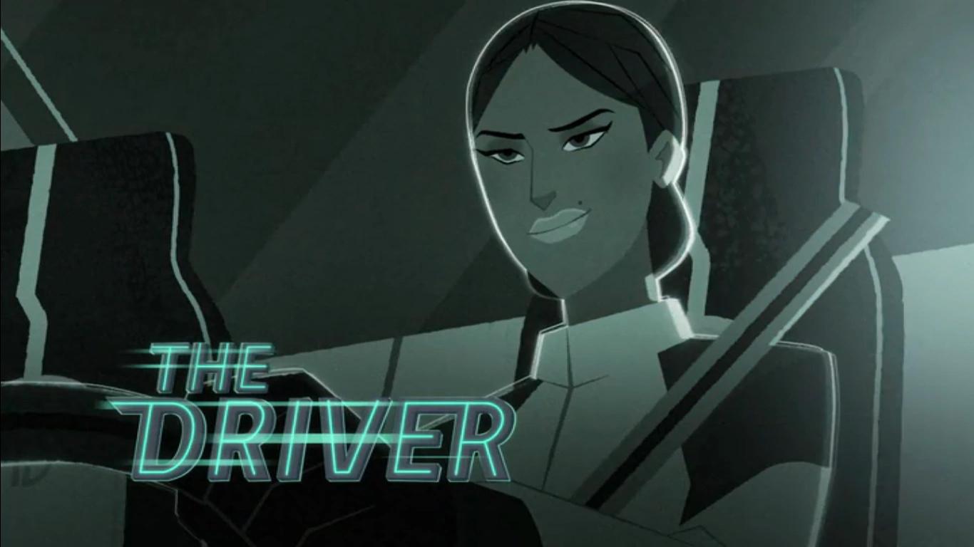 The Driver (Carmen Sandiego)