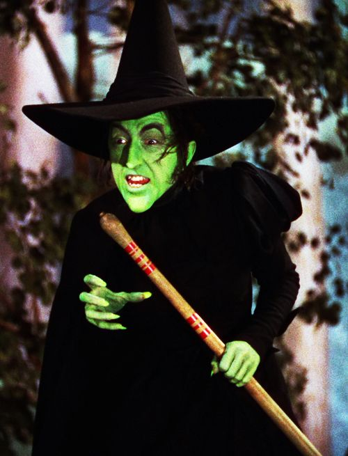 Wicked Witch of the West (The Wizard of Oz)