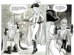 Blonde Pirate page 33 section 1