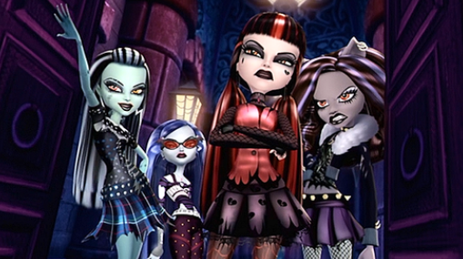 Clones (Monster High: 13 Wishes)