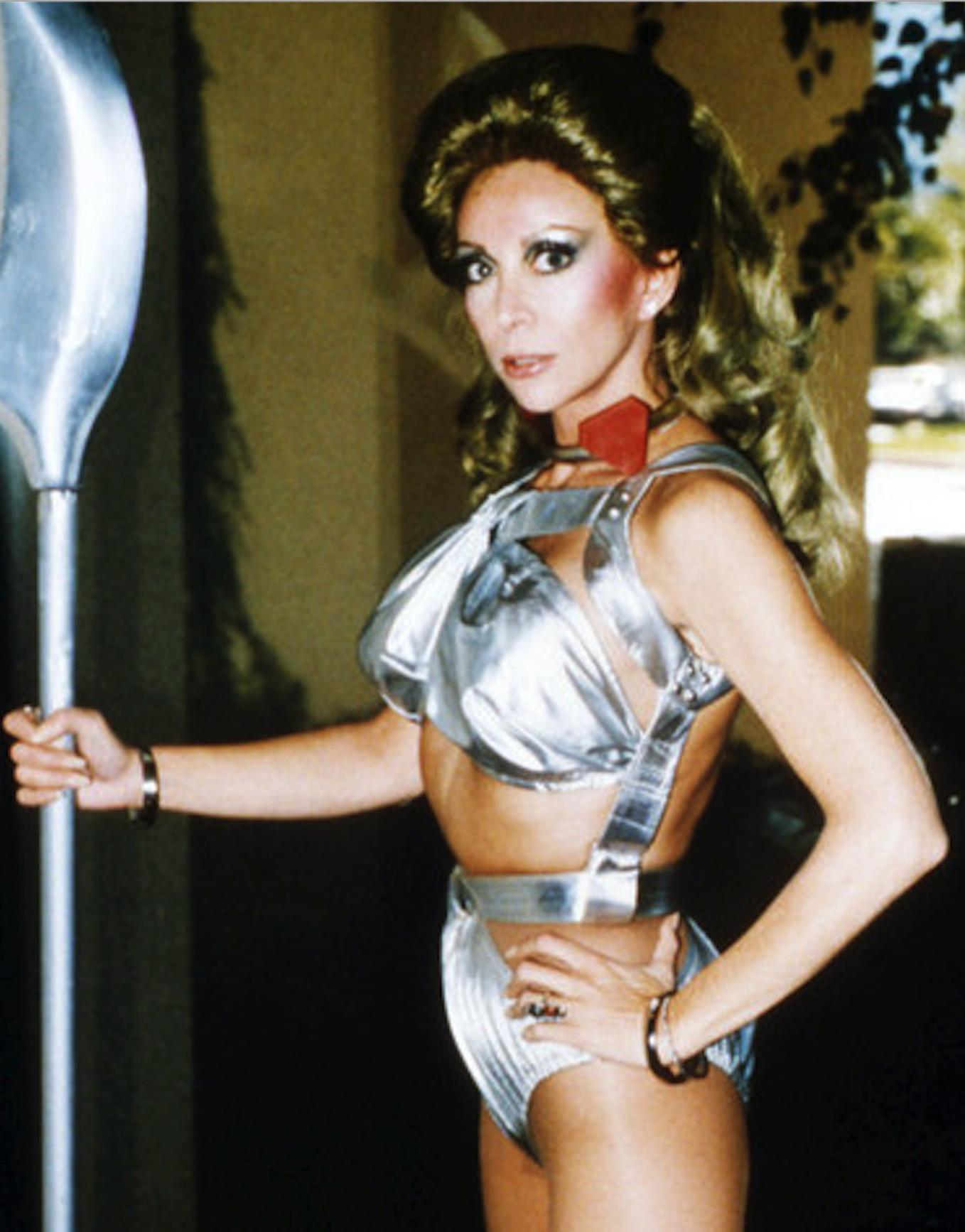 Doalfe/Shahna (Star Trek)