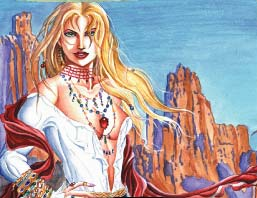 Sevanna (The Wheel of Time)