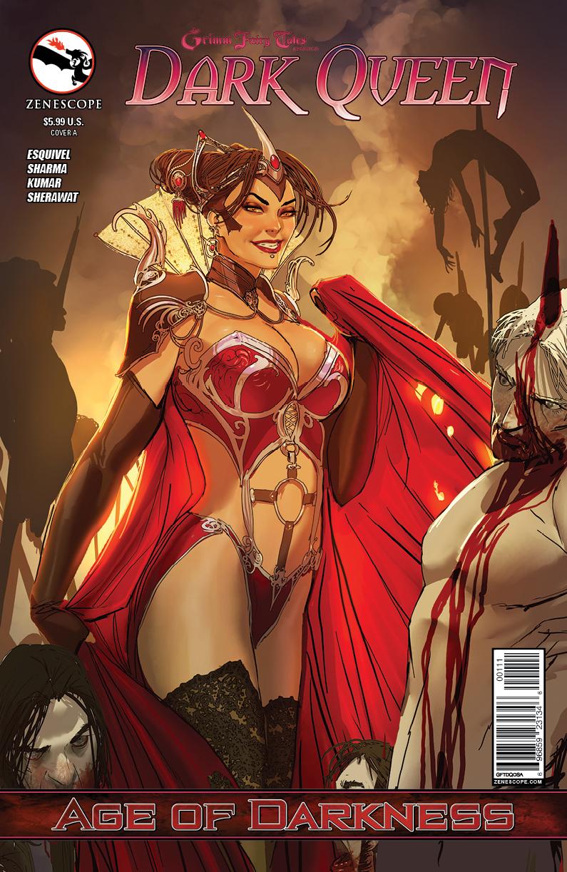 Dark Queen (Grimm Fairy Tales)