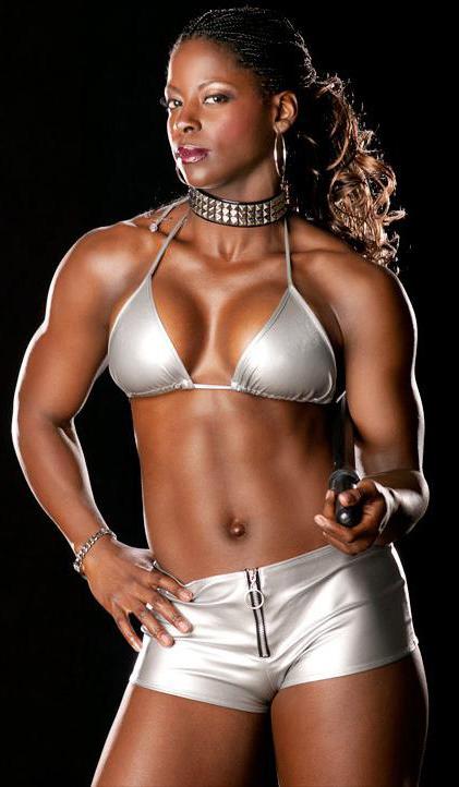 Shaniqua (WWE)