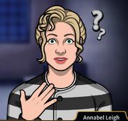 Annabel Leigh prison uniform