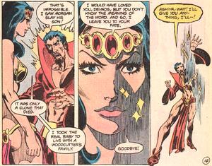Ashiya Warlord 50 page 14 panel 2