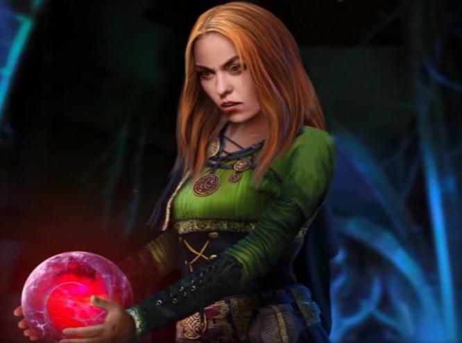 Amber (Enchanted Kingdom: A Stranger's Venom)