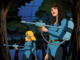 Lily and Violet (Batman: The Animated Series)