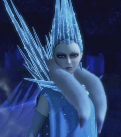 Snow Queen (Barbie in the Pink Shoes)