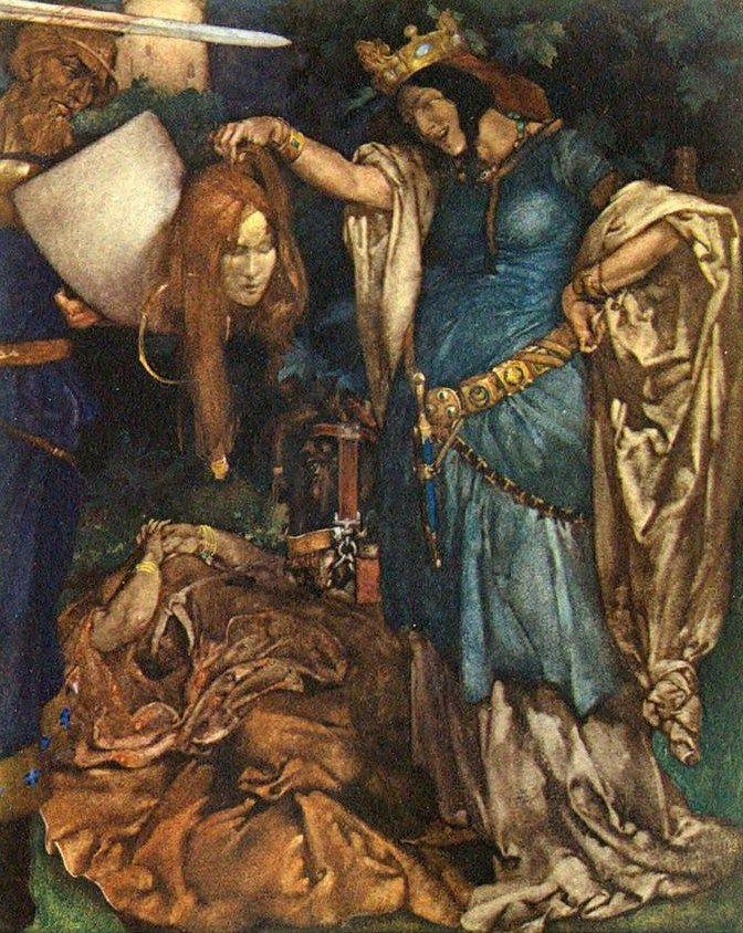 Annowre (Arthurian Legend)