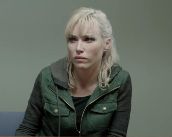 Danielle Newman (A Mother's Crime)