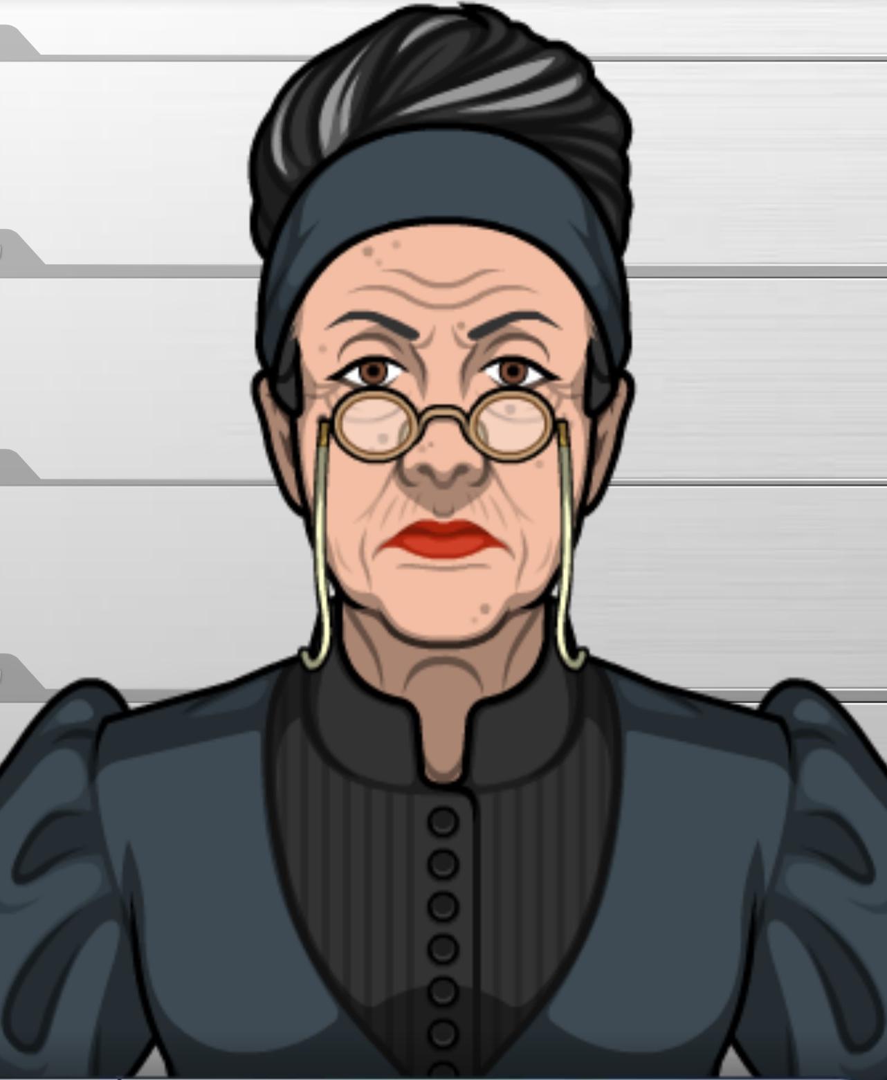 Isabel Amarga (Criminal Case)