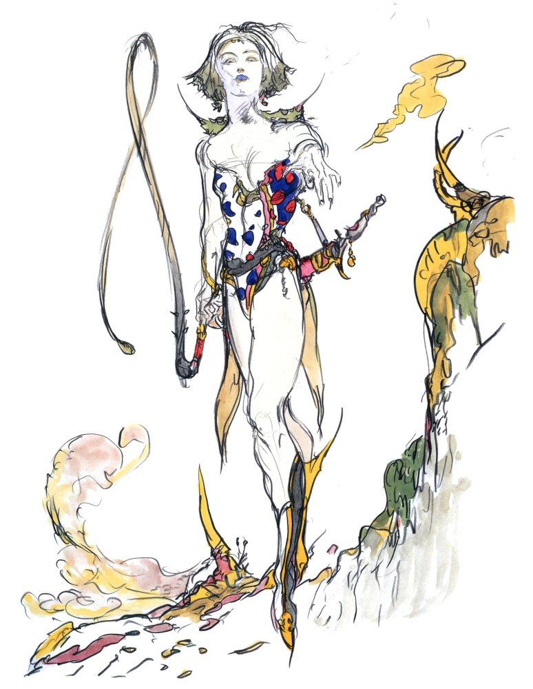 Magisa (Final Fantasy V)