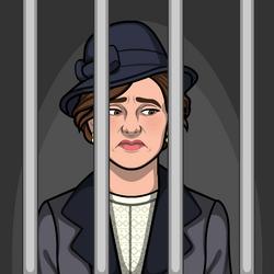 Henrietta Vanderbilt arrest