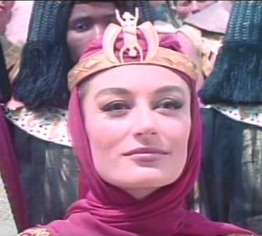 Queen Bera (The Last Days of Sodom and Gomorrah)