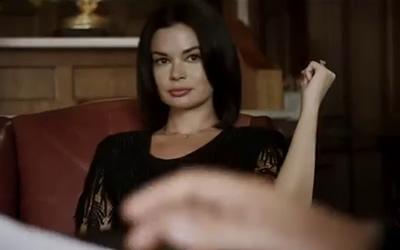 Samantha (Stranger in the House)